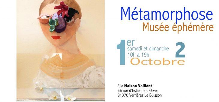 Musée Éphémère 1 et 2 octobre 2016